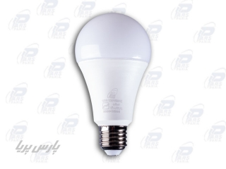 لامپ LED حبابی 15W سفید